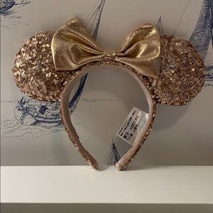Disney Minnie Mouse Ears NWOT